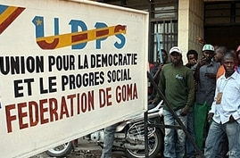Eastern Congolese Opposition Join Forces to Protest Election
