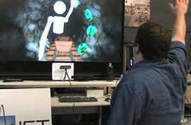 Video Game Technology Helps Researchers Develop Interactive Therapies