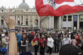 Thousands Gather in Rome for Pope John Paul II's Beatification