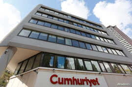 Headquarters of Cumhuriyet newspaper, an opposition secularist daily, is pictured in Istanbul, Turkey, Oct. 31, 2016.