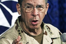 Admiral Mullen: Iraq Needs to Decide on Troop Withdrawal