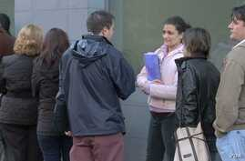 Overall unemployment in Spain is 25 percent, unemployment among Spaniards under 30 years of age is 50 percent.