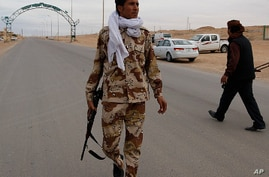 Libyan Government Closes in on Former Rebel Strongholds