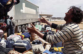Migrants Rescued from Libyan City of Misrata