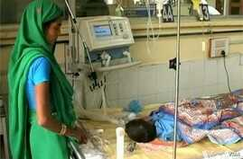 Numerous Encephalitis Cases Devastate North India