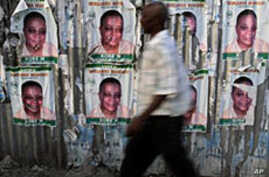 Haiti to Hold Second Round of Elections Sunday