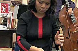 Musical Exchange Brings Harmony to One-Time Foes