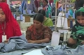 Bangladesh Government, Western Retailers Take Steps to Improve Garment Factories