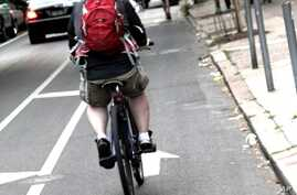 Number of  Bicyclers Soars Along with US Gas Prices
