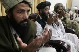 Members of the Afghan Taliban