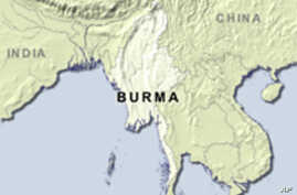 Floods, Landslides Kill 57 in Burma, Nearly 70 in China