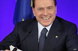 Self-Made Berlusconi: Power, Pizzaz and Faux-Pas
