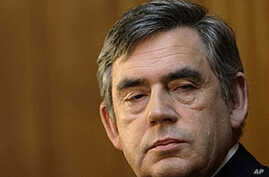 Britain's Prime Minister Gordon Brown (file)