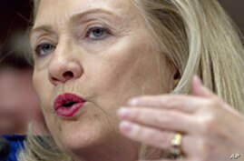 Clinton: Internal Power Struggle in Iran Over Nuclear Weapons