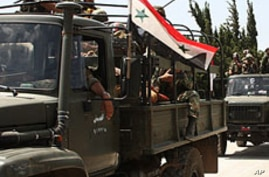Syrian Forces Attack Demonstrators Near Turkish Border