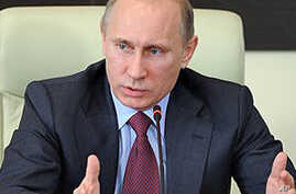 Putin: Russia Must 'Renew Democracy' But Cautiously