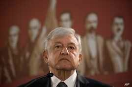 Mexico's President Andres Manuel Lopez Obrador slashed the presidential salary by more than half when he took office Dec. 1, to 108,000 pesos ($5,300) a month.