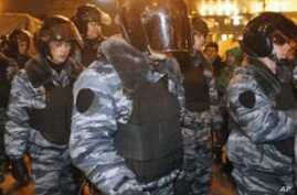 Protests over Russian Elections Spread to More Cities
