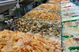 Shrimp are among the Gulf of Mexico's best-known seafood. But 90 percent of the shrimp in the United States is imported.