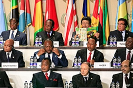 AU Summit Opens, Libya Crisis Expected to Dominate Talks