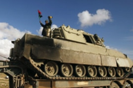 Libya Stalemate Could Draw Stronger Action