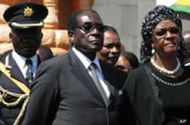 Rare Unity at Funeral for Zimbabwean Hero Solomon Mujuru