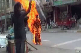 Self-Immolations in China's Tibetan Areas Mark Shift in Tibet Movement
