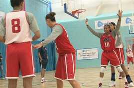 US Olympic Women's Basketball Team Dominating in London