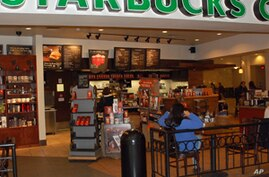 Starbucks Collects for Job Growth Program