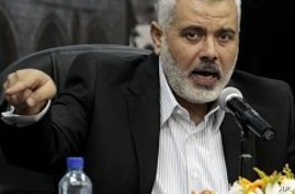 US: Hamas Leader's bin Laden Remarks 'Outrageous'