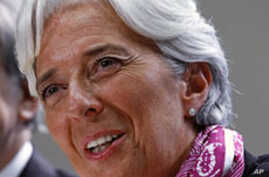 Lagarde Pledges to Move Forward with IMF Reforms