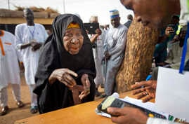 APTOPIX Nigeria Election