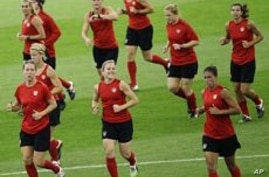 US, Japan Compete in Women's World Cup Final