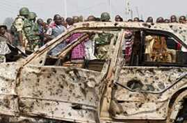 Rights Group Asks Nigeria to End Boko Haram Terror Campaign