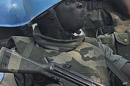 US in Talks on Boosting UN Force in Ivory Coast