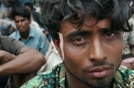 129 Rohingya Rescued at Sea in Indonesia