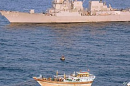 Iran Welcomes US Rescue of Iranians Held by Pirates