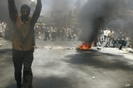 Dozens Wounded as Yemeni Forces Fire on Protesters