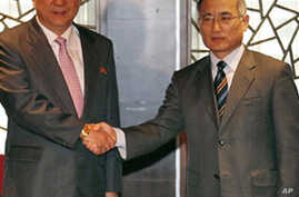 North, South Korean Envoys Open Nuclear Talks in Beijing