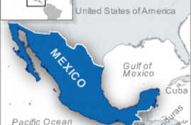 6 Police Officers, 1 Civilian Killed in Northern Mexico