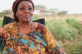 FILE - Edna Adan Ismail, founder of the Edna Adan University Hospital in Somaliland.