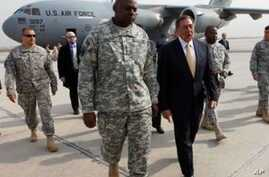 US Ends Military Mission in Iraq