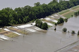 Parts of Southern US Brace for Massive Flooding