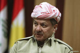 Masoud Barzani, president of Iraqi Kurdistan, wants a vote on independence for the region.