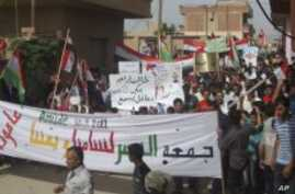 Anti-Government Protests Swell in Syria