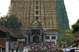Indian Authorities Rush To Secure Temple Treasure