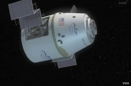 SpaceX launch is targeted May 19 will demonstrate that private industry can build and launch spacecraft on regular cargo resupply missions to the station.