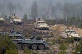 Lithuania NATO Exercise
