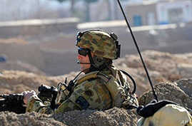 Australian Military Chief Says Steady Progress Made in Afghanistan