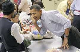 Americans Celebrate Thanksgiving Holiday